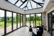 Skyroom glazed extension