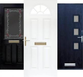 Composite front doors Bedfordshire