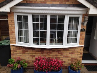 Bay windows in Bedfordshire