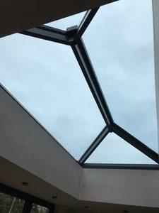 Orangery roof Lantern